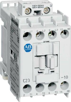 100-C16KL10 AB 16A CONTACTOR 200-230V 50/60 HZ COIL IEC