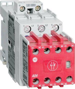 100S-C16EJ404BC AB 16 A MCS SAFTEY CONTACTOR