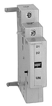 140A-C-UXB AB UNDER-VOLTAGE RELEASE MODULE 78118012614
