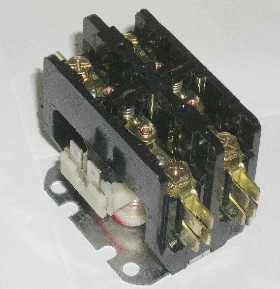 400-DP25ND2 AB DEFINITE PURPOSE CONTACTOR 25A; 2P; 120V