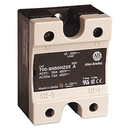 700-SH25GA24 AB SOLID STATE RELAY 66207493545